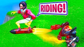 VERY RARE NEW TRICK!! - Fortnite Funny WTF Fails and Daily Best Moments Ep.1311