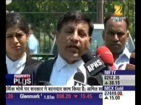 Top lawyer Dr. Surat Singh on Zee TV