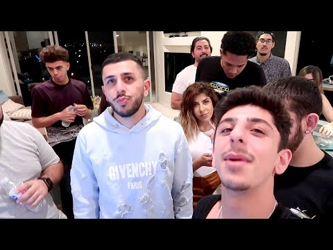 BEHIND THE SCENES OF FaZe RUG'S 10 MILLION SUB PARTY!