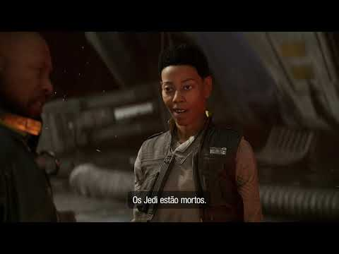 Demo de Jogabilidade Oficial de STAR WARS Jedi: Fallen Order (Versão Estendida)