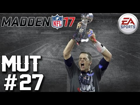 Madden 17 Ultimate Team | Ep.27 - The Super Bowl