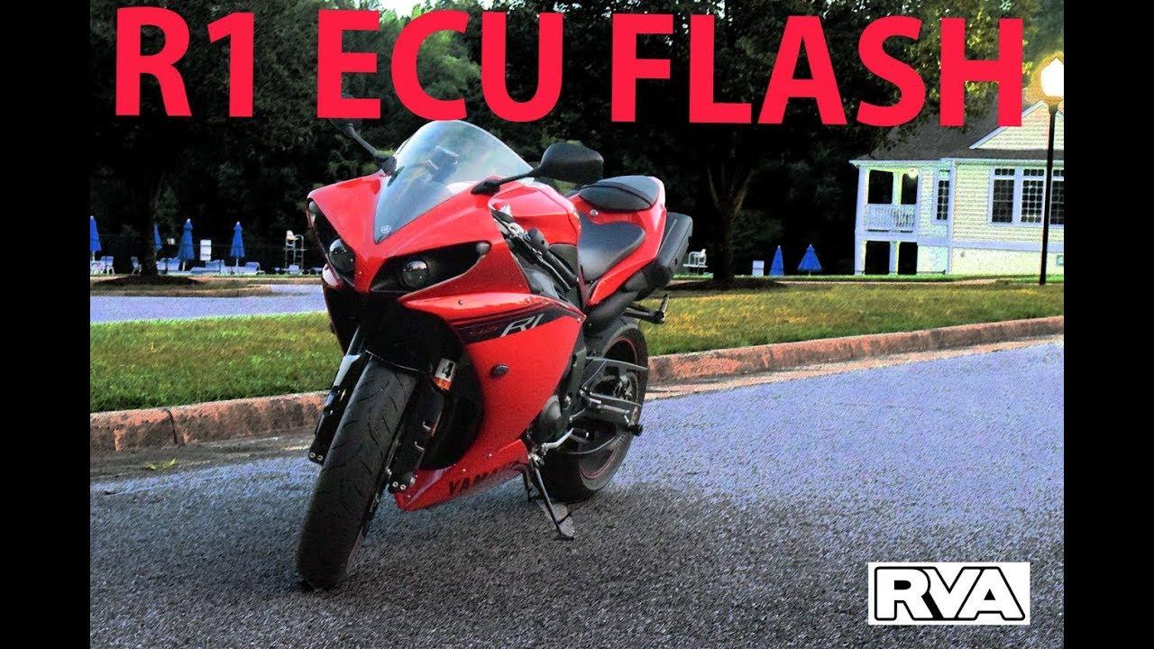 2014 R1 gets SBU Ecu Tune! How to remove 2009-2014 r1 Ecu