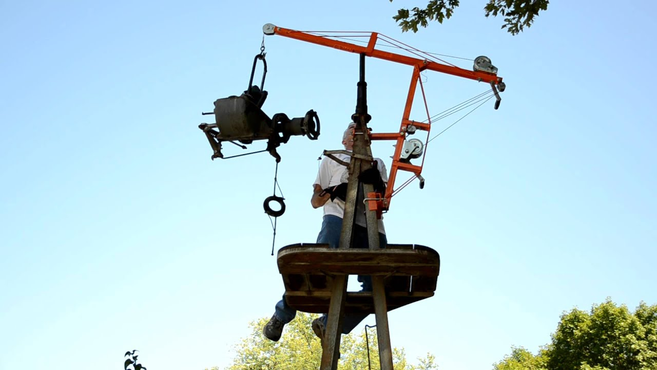 Windmill Motor Removal Youtube