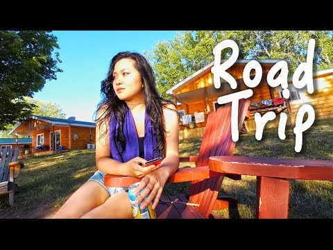 ROAD TRIP | Cottage By The Lake Ontario, Canada #1
