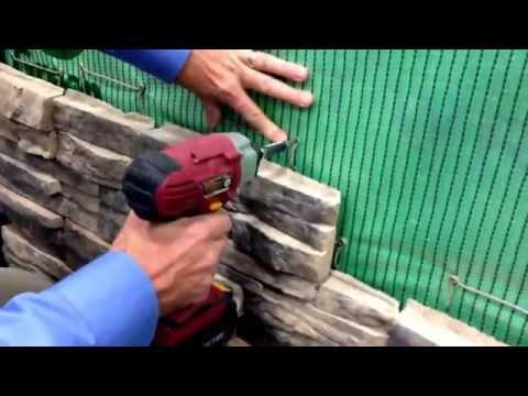 Clipstone - Faux Stone Veneer That Won't Rot Sheathing