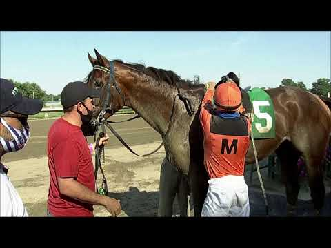 video thumbnail for MONMOUTH PARK 07-19-20 RACE 11