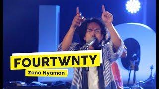 [HD] Fourtwnty - Zona Nyaman (Live at LOKASWARA, Yogyakarta)