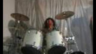 Lordi Drum Cover It Snows in Hell