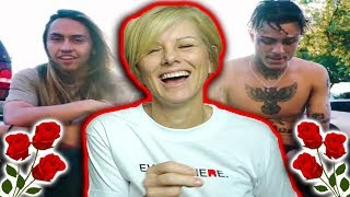 Mom REACTS to Lil Skies - Red Roses ft. Landon Cube (Shot by @_ColeBennett_)