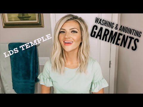 INITIATORY & GARMENTS | LDS TEMPLE PREP | Haleigh Everts