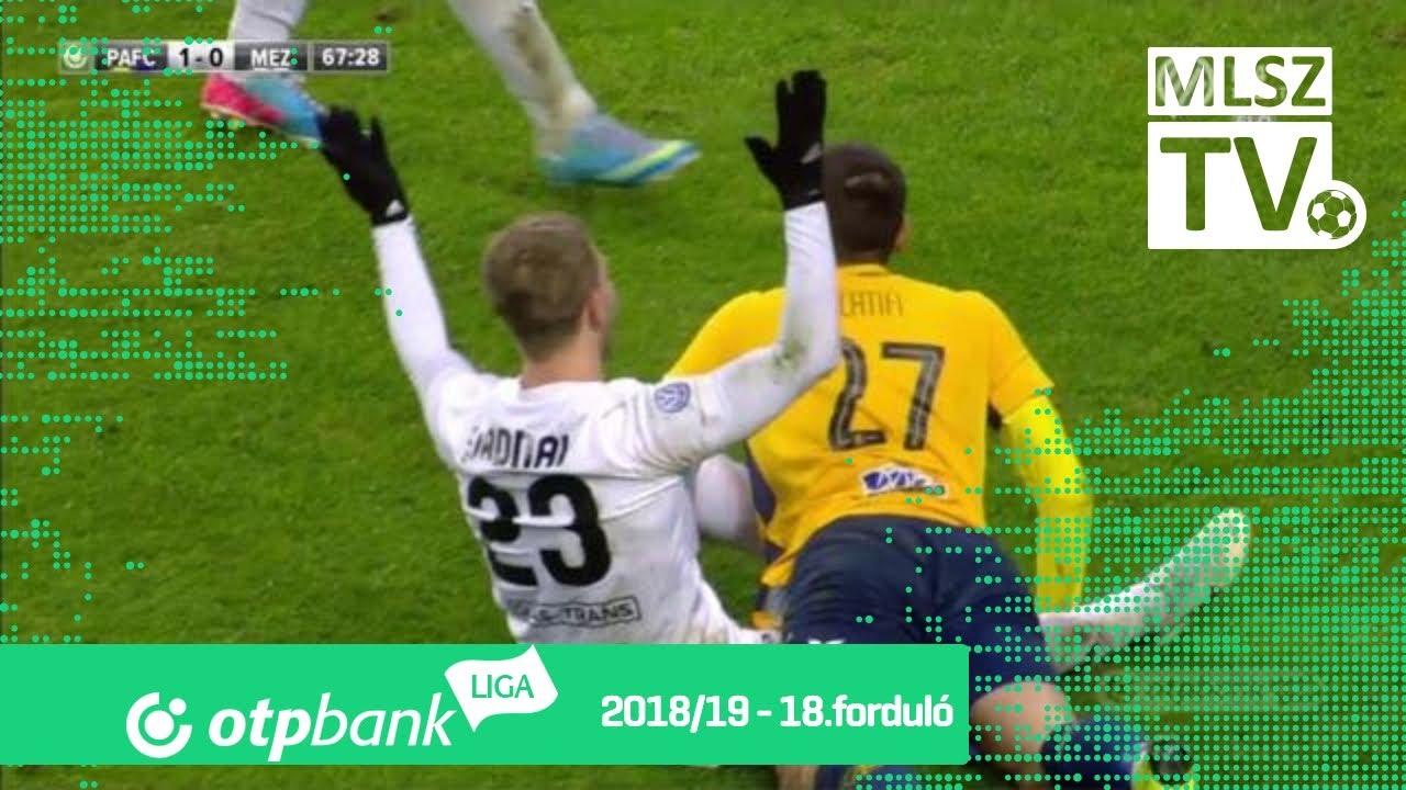 Puskás Akadémia FC – Mezőkövesd Zsóry FC | 2-0 | (0-0) | OTP Bank Liga | 18. forduló | MLSZTV