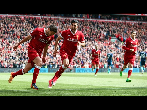 Liverpool deserve their place in next season's Champions League, says Jürgen Klopp –video