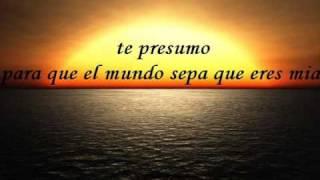 Te presumo - Banda El Recodo(Con letra)