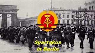 Spartakus in Berlin (East German song)