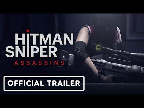 Hitman Sniper Assassins - Official Reveal Trailer | Square Enix Presents 2021