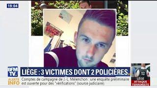 Attaque de Liège: la colère du père d'une victime