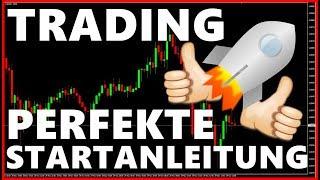 Trading Tipps für Anfänger ▶Perfekte Startanleitung für das Forex CFD Aktien traden lernen