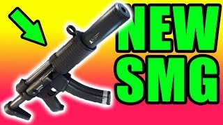NEW Silenced SMG! 🚀 Fortnite BR Patch Gameplay 🚀 Fortnite PvP Gameplay Silenced SMG