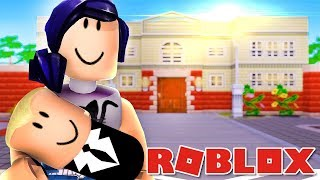 The mighty BOSS BOUGHT a MANSION-Roblox Adopt Me