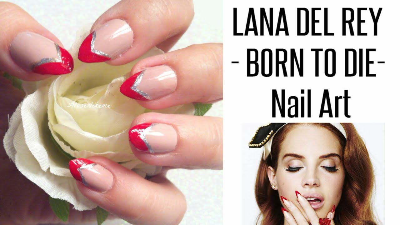 Tutorial How To Get The Perfect Stiletto Nails Inspired By Lana