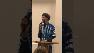 Martin Luther King, Jr. Freedom Library 2017 Poetry Slam