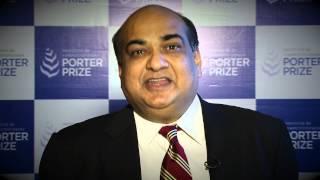 Porter Prize - CEO Talks - Sandip Das, Director Aircel, CEO Maxis Communications Berhad