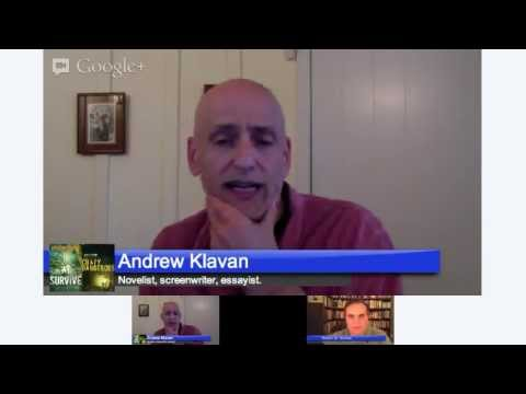 Interview with Award-winning Author Andrew Klavan