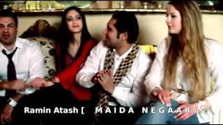 Ramin Atash Maida Negar new mast song new afghan song 2011 mast dance