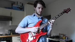 Improvising in all fourths (EADGCF) tuning