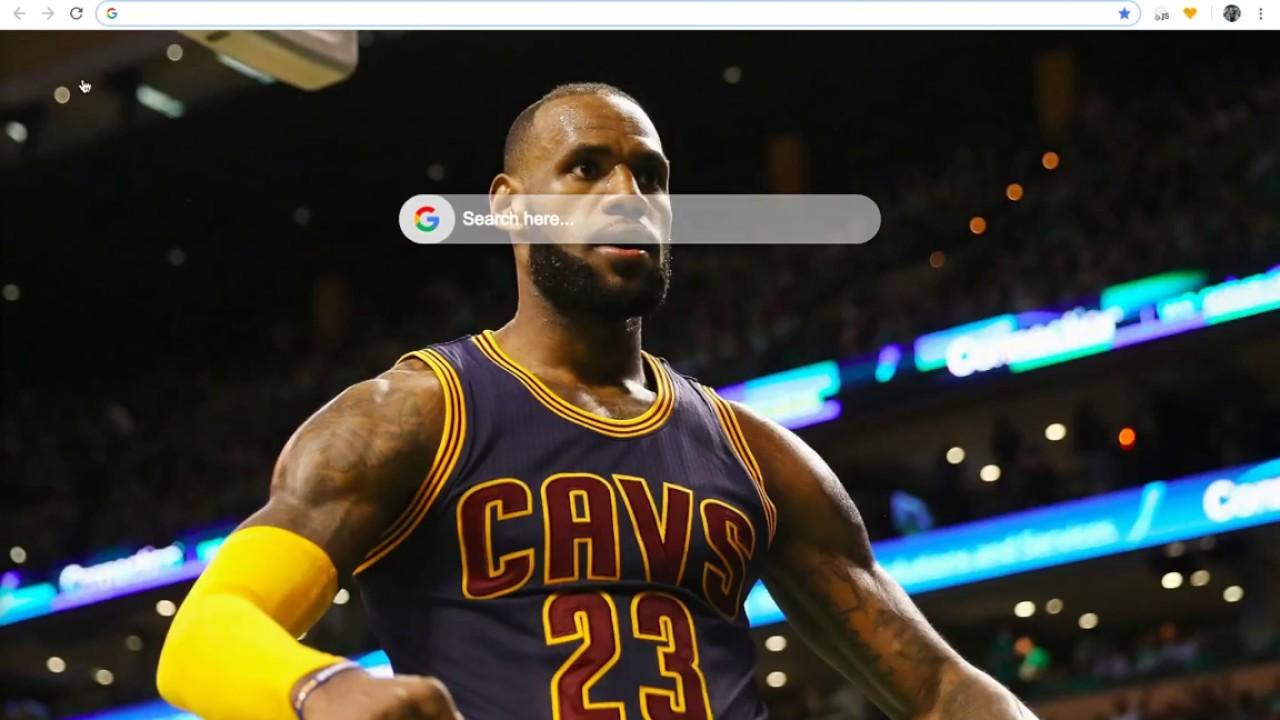 LeBron James La Lakers Wallpaper & New