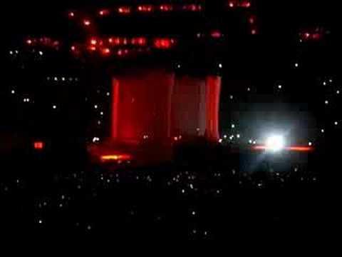 Justin Timberlake - futuresex lovesound - Live PARIS BERCY