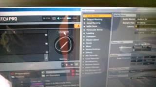 Traktor Scratch Pro 2 vinyl mk2 problem