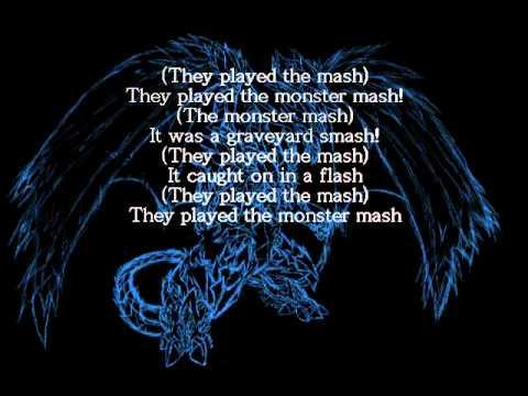 """Monster Mash-Lyrics-Bobby """"Boris"""" Pickett and the Crypt-Kickers"""