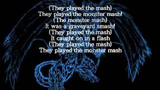 "Monster Mash-Lyrics-Bobby ""Boris"" Pickett and the Crypt-Kickers"