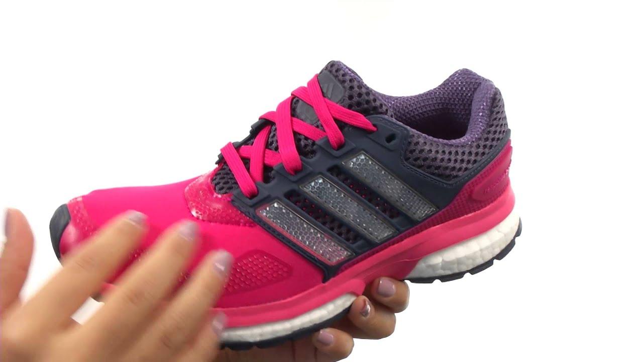 zapatillas de running adidas response boost tf