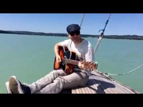 In the summertime -  acoustic cover Mungo Jerry