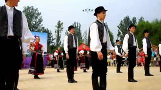 2015 Luoyang Heluo Cultural Tourism Festival Hungarian Folk Dance Ensemble 10