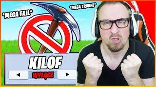 Fortnite bez kilofa challenge * mega fail * hajtv