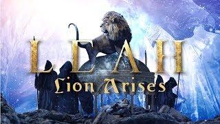 LEAH - Lion Arises [Official Lyric Video] Symphonic Fantasy Metal Song
