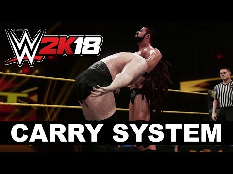 WWE 2K18 WWE2KDev Spotlight Series Episode 5: New Carry System