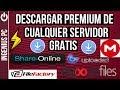 Descargar Premium de Cualquier Servidor Gratis 2018