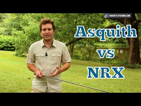 G Loomis Asquith 8 Weight Vs NRX Fly Rod Review Saltwater Shootout