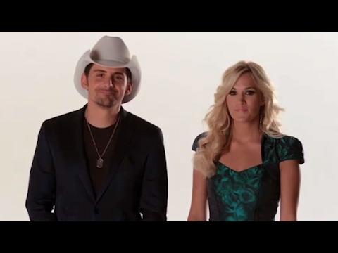 Carrie Underwood and Brad Paisley Greatest Host Moments | CMA Awards 2015 | CMA