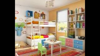White Wooden Bunk Beds For Kids
