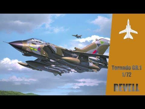 Tornado gr.1 1/72 revell