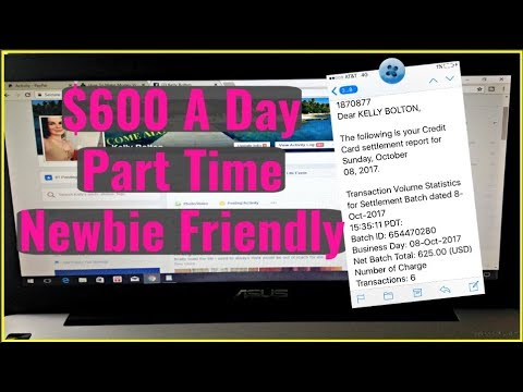 $1000 A Week Online - How To Make Legit Money Online Fast 2017 & 2018 - Work From Home Daily Pay