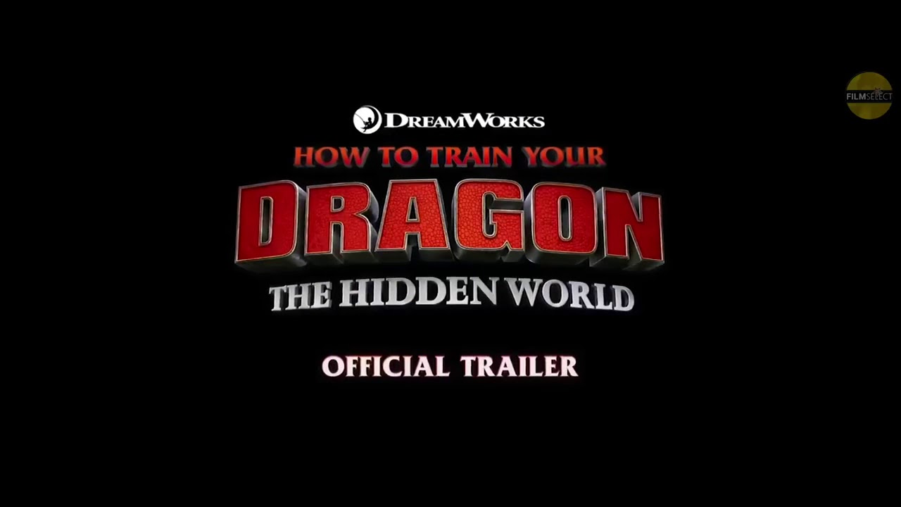 how to train your dragon 3 official trailer download
