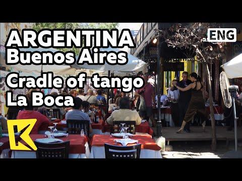 【K】Argentina Travel-Buenos Aires[아르헨티나 여행-부에노스아이레스]탱고의 발상지 라보까/La Boca/Caminito/Tango