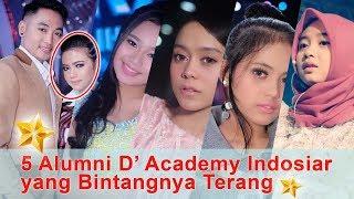#Ulas: 5 Jebolan D' Academy Indosiar yang Bintangnya Kian Benderang