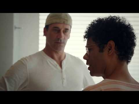 Richard Ayoade & Jon Hamm in Hong Kong  Travel Man: 48hrs in...